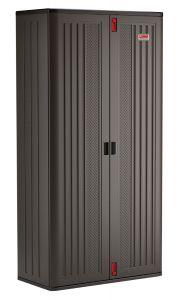 Mega-Tall Storage Cabinet, 4-Shelf