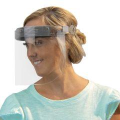 Single Strap Face Shield, Standard