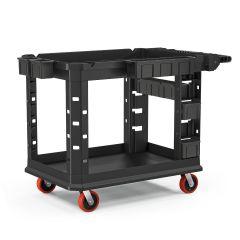 Heavy Duty Plus Utility Cart, Size Medium