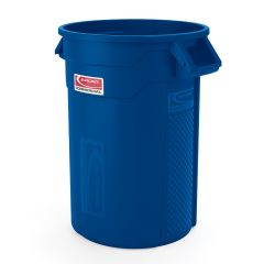 32 Gallon Injection Molded Utility Trash Can