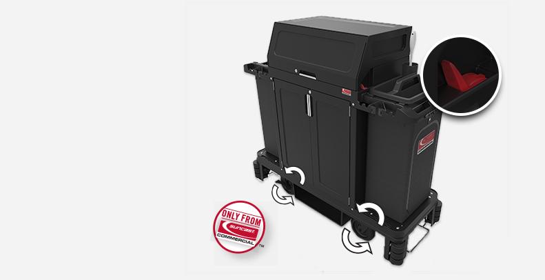 360º Adjustable Caster System